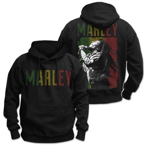 √Tonal Dye von Bob Marley - Hood sweater jetzt im Bravado Shop