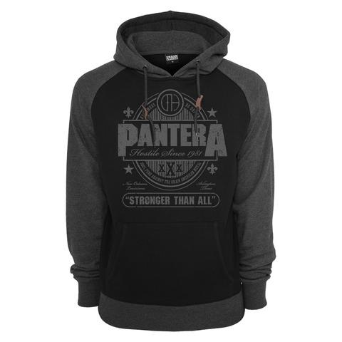 √Stronger Than All von Pantera - Hood sweater jetzt im Bravado Shop