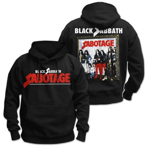 √Sabotage von Black Sabbath - Hood sweater jetzt im Bravado Shop