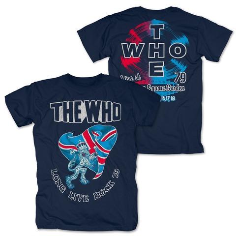 √Long Live Rock 79 von The Who - T-Shirt jetzt im Bravado Shop