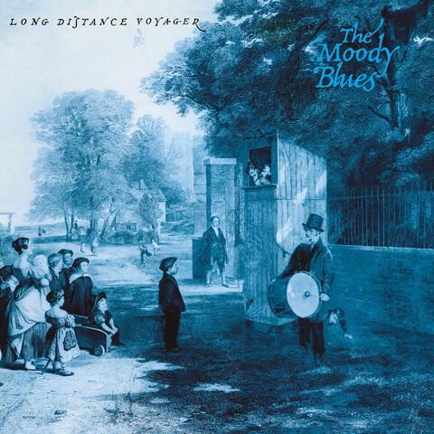 Long Distance Voyager von The Moody Blues - LP jetzt im Bravado Store