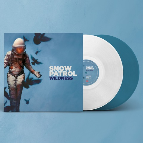 √Wildness (Deluxe Gatefold Double Heavyweight Coloured Vinyl) von Snow Patrol - LP jetzt im Bravado Shop