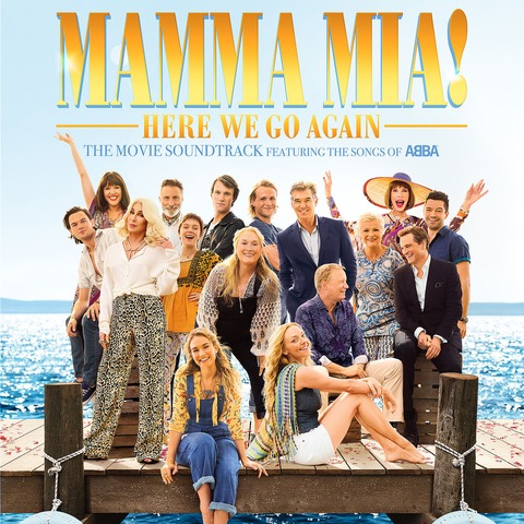 √Mamma Mia - Here We Go Again ! von Various Artists - CD jetzt im Bravado Shop