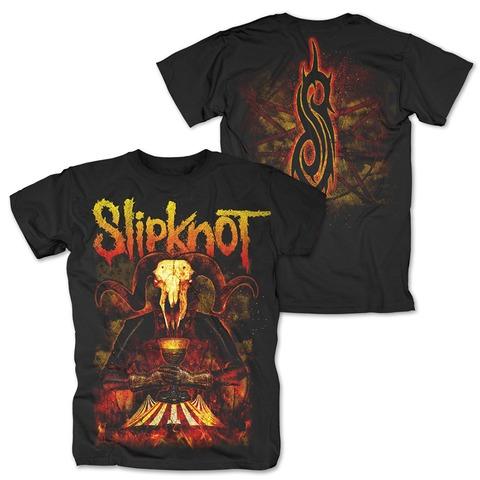 √Goat Priest von Slipknot - T-Shirt jetzt im Bravado Shop