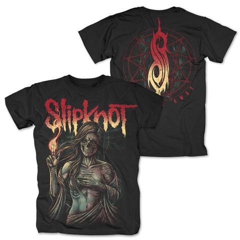√Burn Me Away von Slipknot - T-Shirt jetzt im Bravado Shop