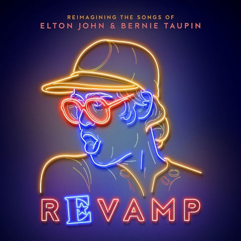 Revamp - The Songs Of Elton John (2LP) von Various Artists - 2LP jetzt im Bravado Shop