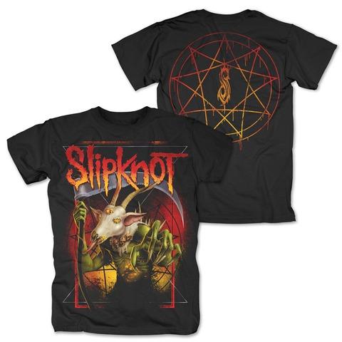 √Goat Reaper von Slipknot - T-Shirt jetzt im Bravado Shop