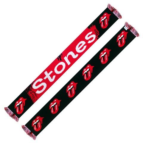 √Stones von The Rolling Stones - Fanschal jetzt im Bravado Shop