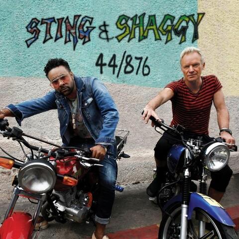 44/876 (Deluxe Digipack) von Sting & Shaggy - CD jetzt im Bravado Store