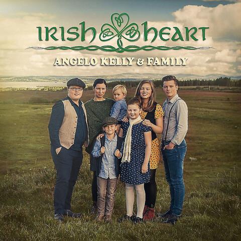 Irish Heart von Angelo Kelly & Family - CD jetzt im Bravado Store