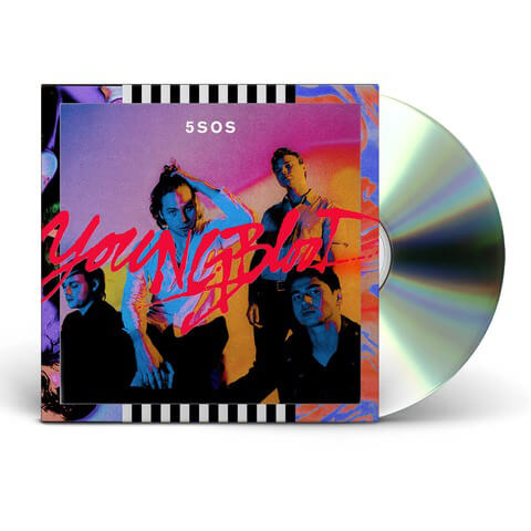 √Youngblood (Standard CD) von 5 Seconds of Summer - CD jetzt im Bravado Shop