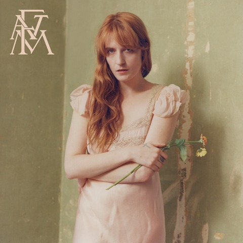 High As Hope von Florence + the Machine - LP jetzt im Bravado Shop