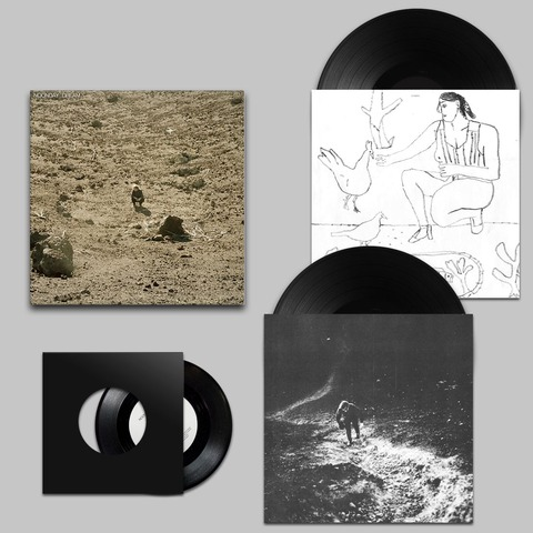√Noonday Dream (Excl. Deluxe 2LP Set) von Ben Howard - LP jetzt im Bravado Shop