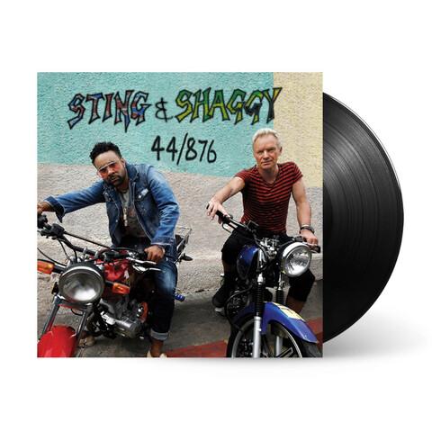 44/876 von Sting & Shaggy - LP jetzt im Bravado Store