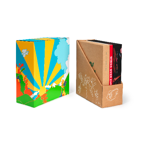 √Wings Over Europe (Exclusive Boxset) von Paul McCartney & Wings - CD jetzt im Bravado Shop