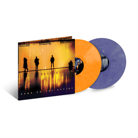 √Down On The Upside (Ltd. Coloured 2LP) von Soundgarden - LP jetzt im Bravado Shop