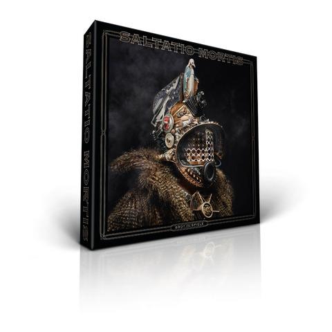 √Brot und Spiele (Limitierte Fanbox) von Saltatio Mortis - LP jetzt im Bravado Shop