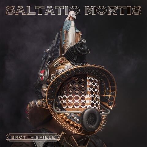 √Brot und Spiele von Saltatio Mortis - CD jetzt im Bravado Shop
