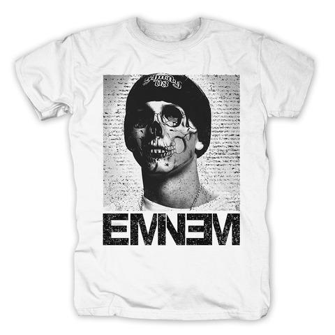 Skull Face von Eminem - T-Shirt jetzt im Bravado Shop