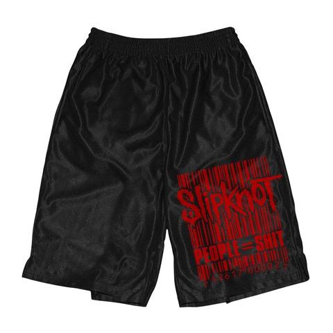 √People Shit von Slipknot - Shorts jetzt im Bravado Shop