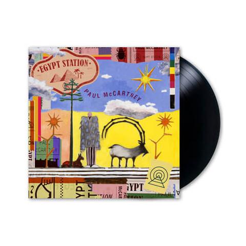 √Egypt Station von Paul McCartney - LP jetzt im Bravado Shop