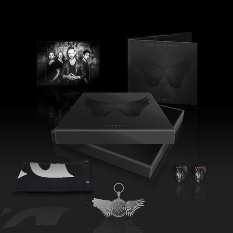 √Gravity (Excl. Deluxe CD Box) von Bullet For My Valentine - CD jetzt im Bravado Shop