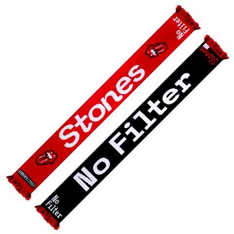 √No Filter von The Rolling Stones - Fanschal jetzt im Bravado Shop