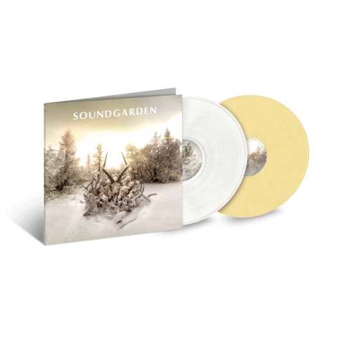 King Animal (Ltd. Coloured 2LP) von Soundgarden - LP jetzt im Bravado Shop