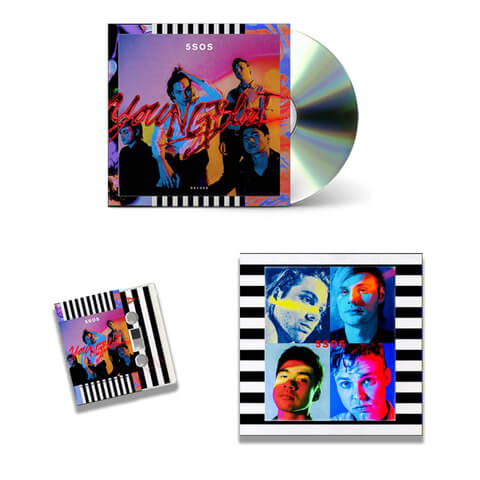 √Youngblood (CD Bundle) von 5 Seconds of Summer - CD jetzt im Bravado Shop