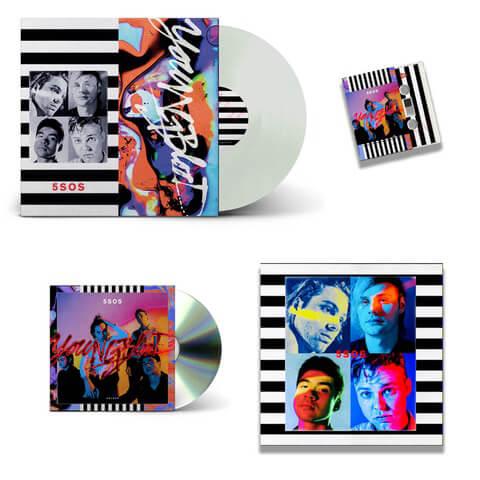 √Youngblood (Deluxe Bundle) von 5 Seconds of Summer - LP jetzt im Bravado Shop