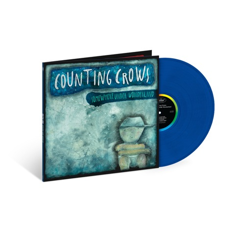 √Somewhere Under Wonderland (Limited Coloured LP) von Counting Crows - LP jetzt im Bravado Shop