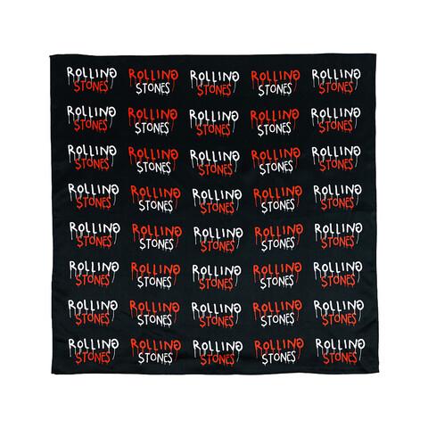 √Trevor Andrew x Rolling Stones von The Rolling Stones - Seidentuch jetzt im Bravado Shop