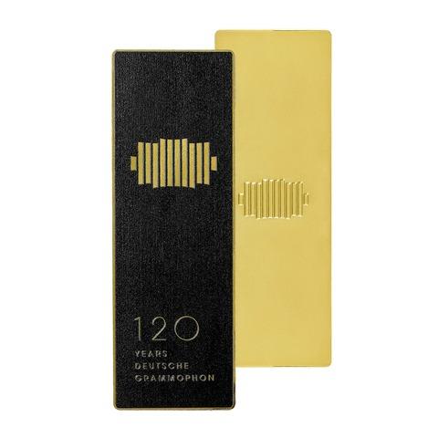 √120 Jahre DG von Deutsche Grammophon - Bookmark jetzt im Bravado Shop