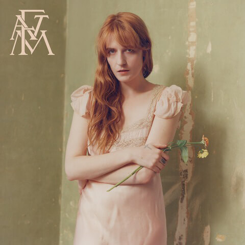 High As Hope von Florence + the Machine - CD jetzt im Bravado Shop