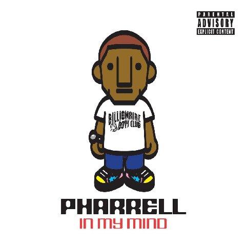 √In My Mind (Ltd. Blue Vinyl) von Pharrell - LP jetzt im Bravado Shop