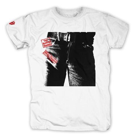 √Sticky Fingers von The Rolling Stones - T-Shirt jetzt im Bravado Shop