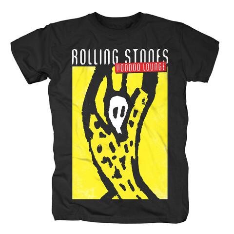 √Voodoo Lounge von The Rolling Stones - T-Shirt jetzt im Bravado Shop