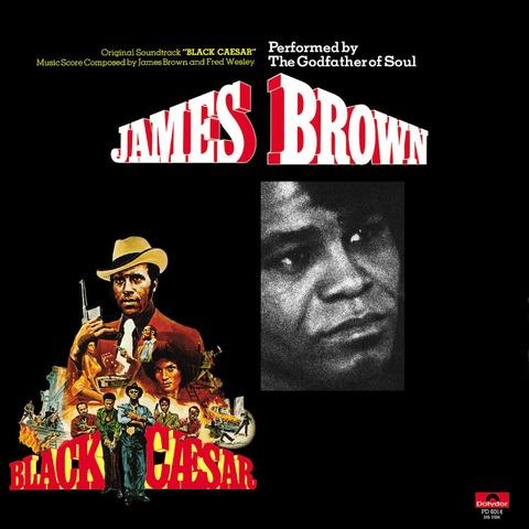 Black Caesar (Original Sountrack) von James Brown - LP jetzt im Bravado Store