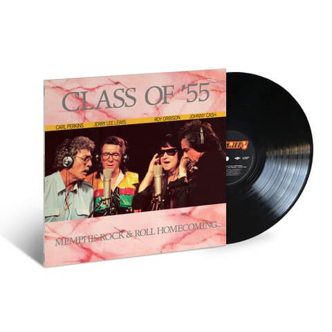 √Class Of 55: Memphis Rock & Roll Homecoming (1986) LP Re-Issue von Various - LP jetzt im Bravado Shop