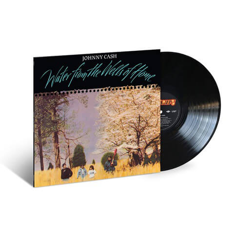 √Water From The Wells Of Home (1988) LP Re-Issue von Johnny Cash -  jetzt im Bravado Shop