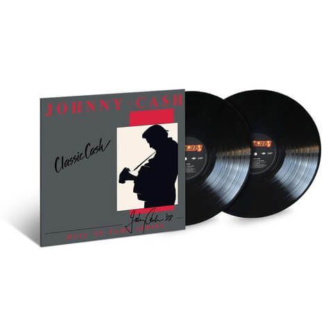 √Classic Cash: Hall Of Fame Series (1988) LP Re-Issue von Johnny Cash - LP jetzt im Bravado Shop