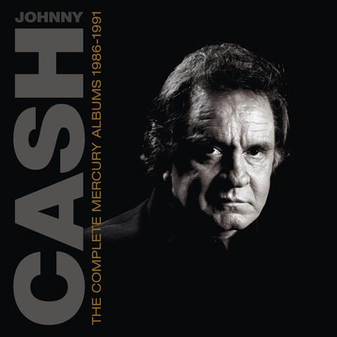 √The Complete Mercury Albums (1986-1991) Ltd. 7CD Box von Johnny Cash - Box set jetzt im Bravado Shop