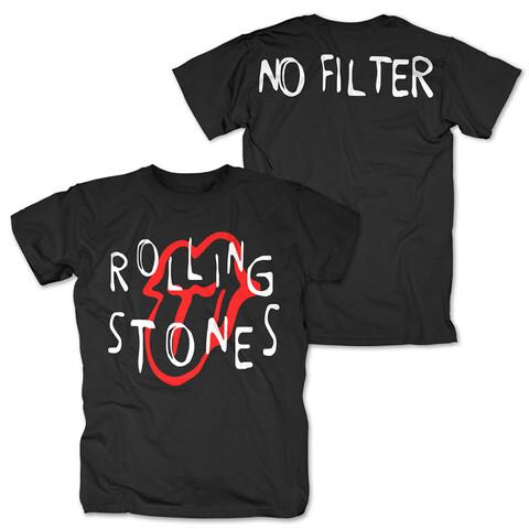 32736e3063c34a The Rolling Stones. No Filter 2018 Millinski. T-Shirt