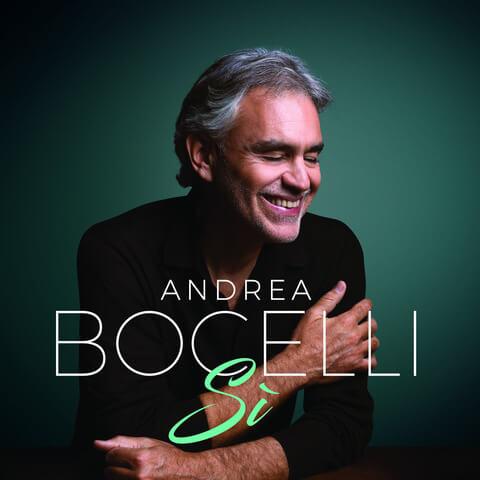 √Si von Andrea Bocelli - CD jetzt im Bravado Shop