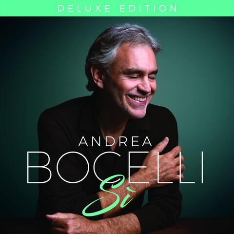 Si (Deluxe Edition) von Andrea Bocelli - CD jetzt im Bravado Shop