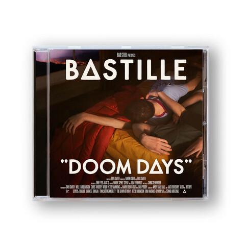 √Doom Days von Bastille - CD jetzt im Bravado Shop