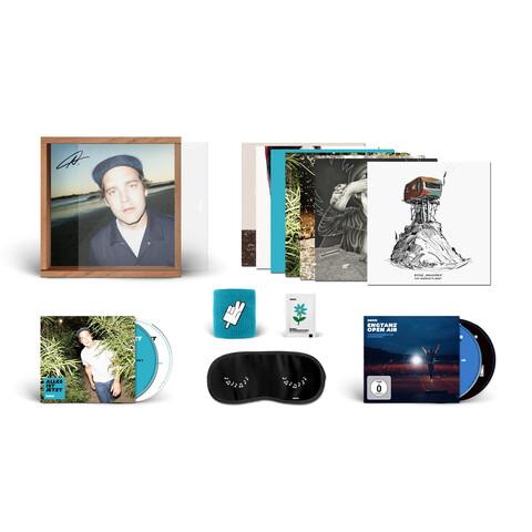 √Alles Ist Jetzt (Limited Box) von Bosse - LP jetzt im Bravado Shop