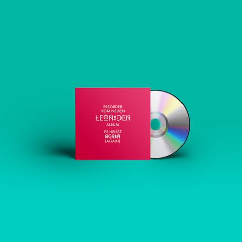 √Again von Leoniden - CD jetzt im Bravado Shop
