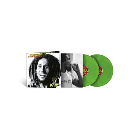 √Kaya 40 (Ltd. Green 2 LP) von Bob Marley & The Wailers - LP jetzt im Bravado Shop