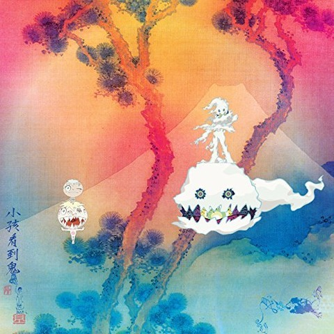 Kids See Ghosts von Kanye West & Kid Cudi - CD jetzt im Bravado Shop